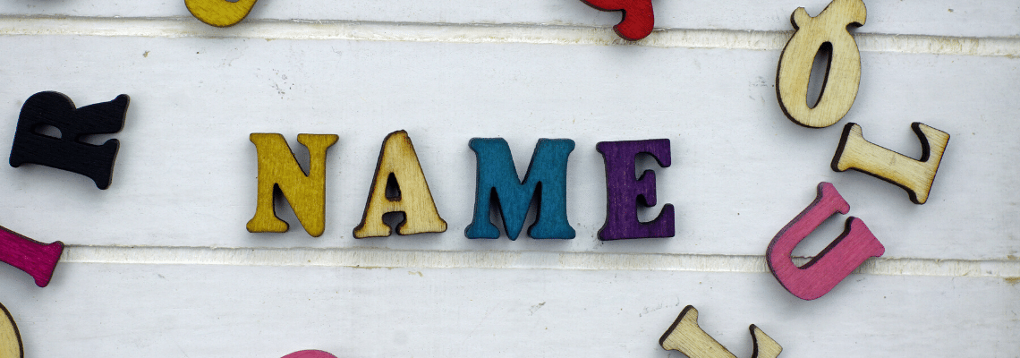 Considerations When Picking Baby Names