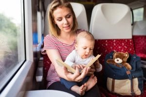 Tips and Advice for Traveling with a Baby 2