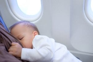 Tips and Advice for Traveling with a Baby
