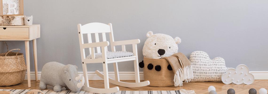 7 Ways to Get Crafty in Baby's Nursery 1